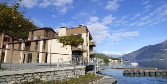 Lake Como San Siro Residence Directly on The Lake
