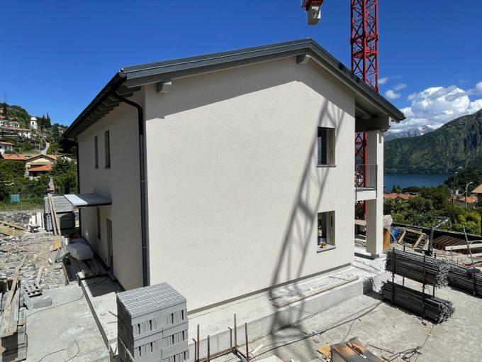 Lake Como Tremezzina New Apartments with Pool - front
