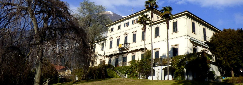 Lake Como Tremezzo Luxury Apartment in Period Villa