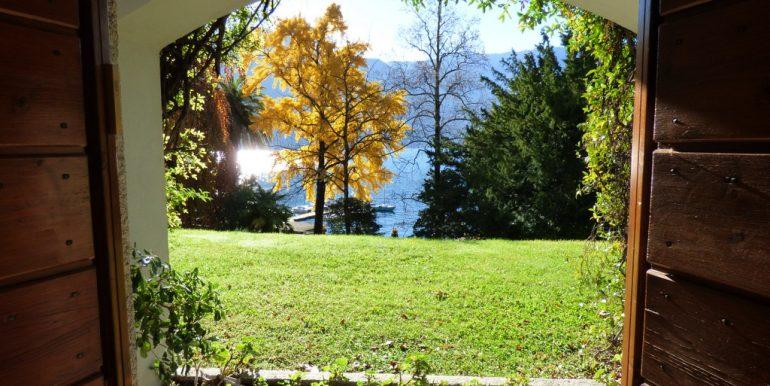 Garden and lake view - tremezzo