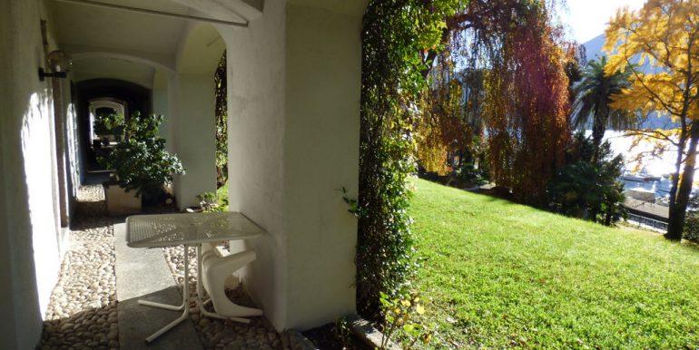 Porch - LakeComo villa