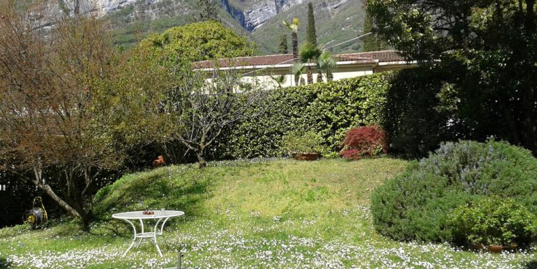 Lake Como villa - Garden