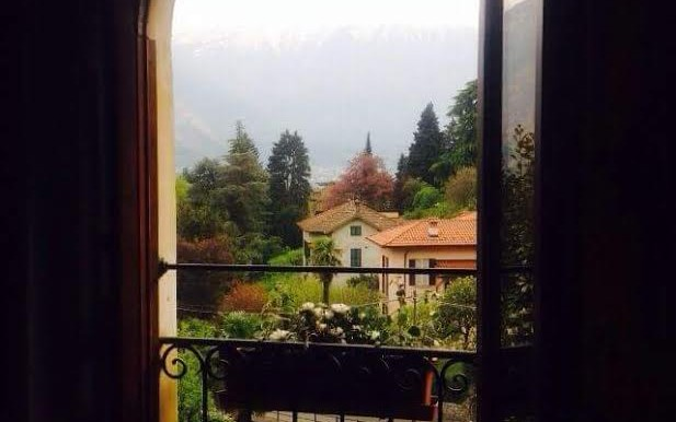 Lake Como Tremezzo Apartment with Shared Garden