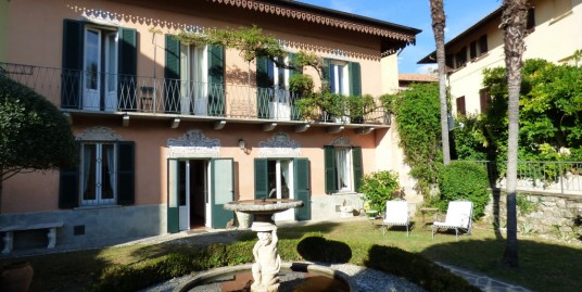 Fashinating Villa with View Lake Como Tremezzo