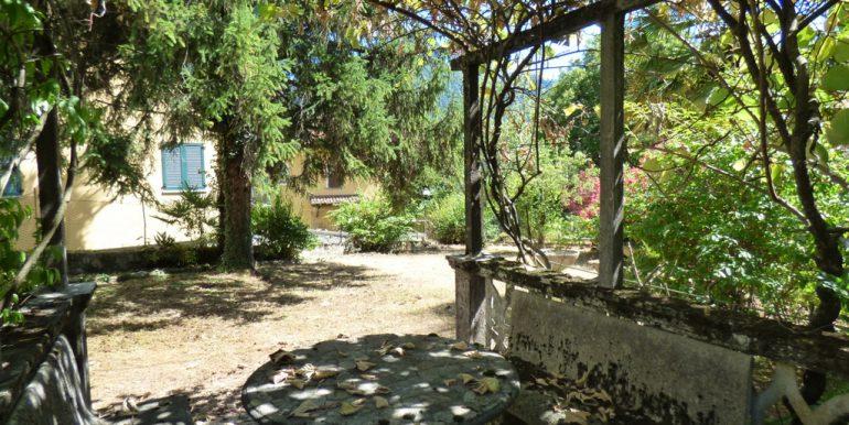 Garden in apartment - Lake Como
