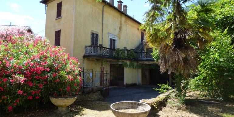 Period Villa Tremezzina with garden