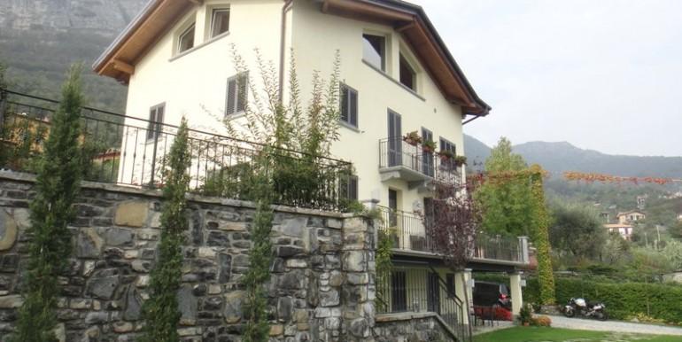 Lake Como Mezzegra Villa with private garden