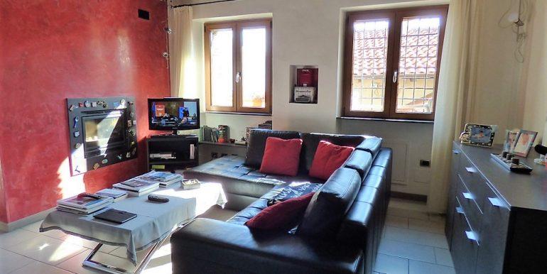 Lake Como Pianello del Lario - Living room