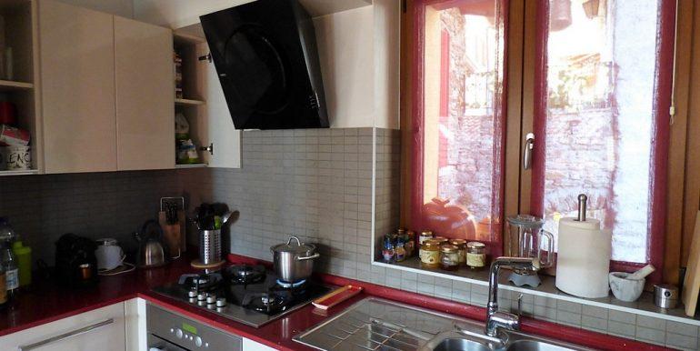 Kitchen -  Pianello del Lario Stone house with lake view