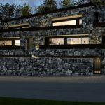 Lake Como Argegno Modern Residence