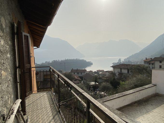 Tremezzina Stone Village House with Beautiful Lake View - view