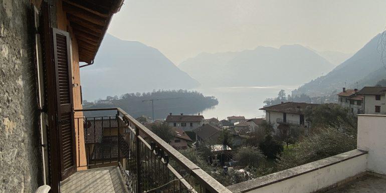 Tremezzina Stone Village House with Beautiful Lake View