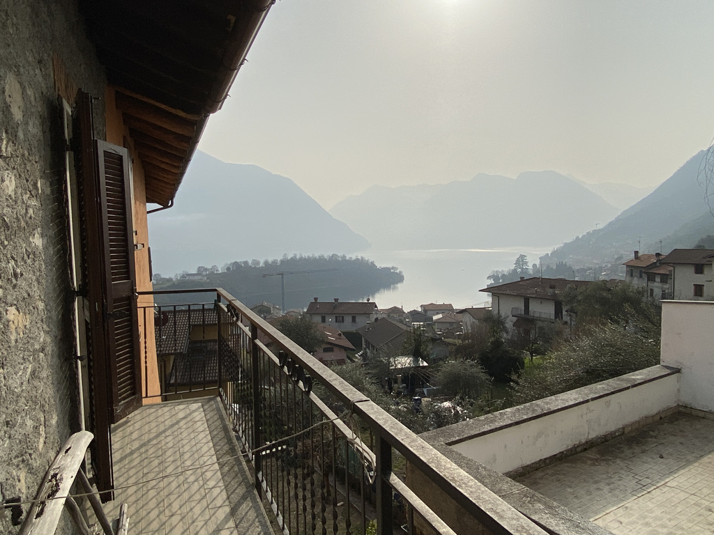 Tremezzina Stone Village House with Beautiful Lake View - view