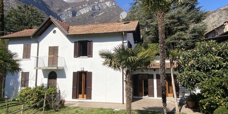 House with Terrace and Garden Lake Como Tremezzo