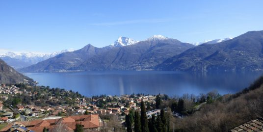 Lake Como Menaggio Detached Stone Villa with Lake View