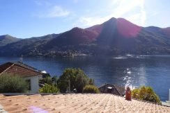 Lake Como view from second floor - Moltrasio