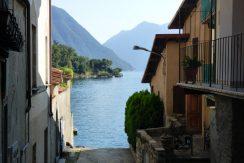Lake Como Tremezzina House with balcony and lake view