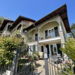 San Siro Small Villa with Balcony, Garden and Lake View - front