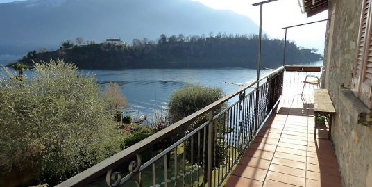 Lake Como Tremezzina Front lake House