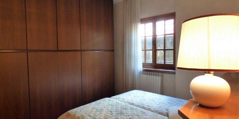 Apartment Tremezzo- Bedroom