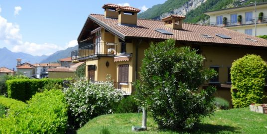 Apartment Tremezzo with swimming pool, tennis court and lake view