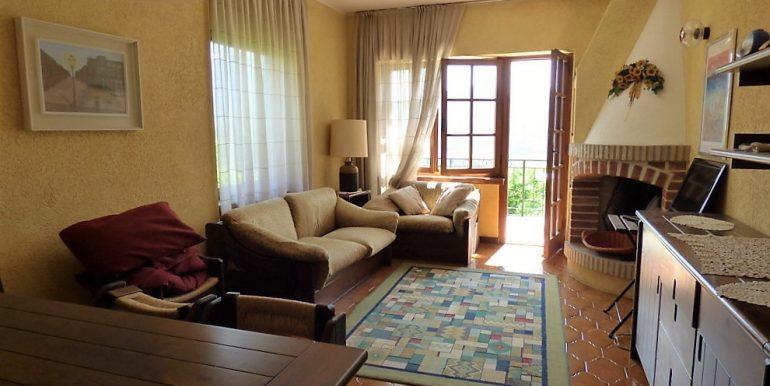 Apartment Tremezzo- living room