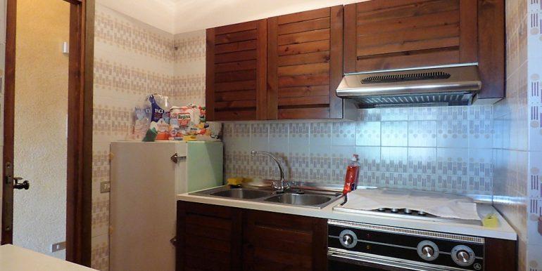 Kitchen - Lake Como Apartment in Tremezzina