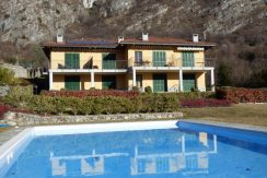 Tremezzo Apartment with swimming pool, terrace and lake view