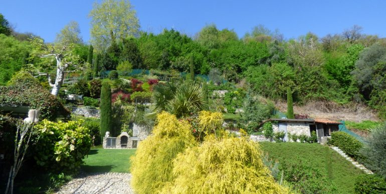 Rustico Griante - garden