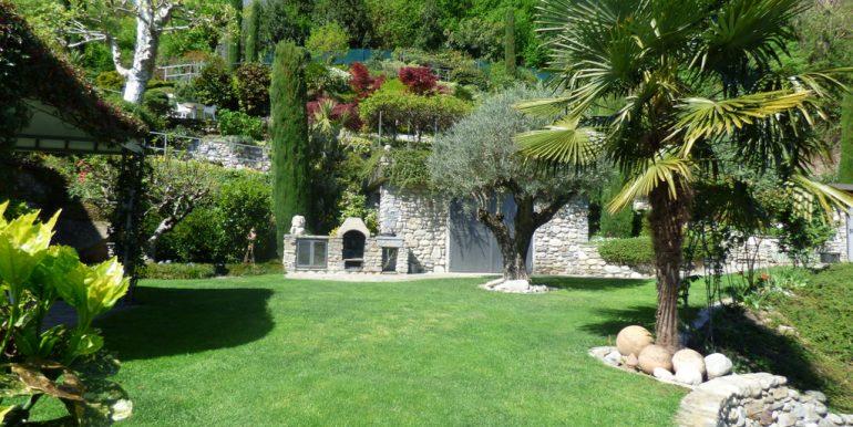 Lake Como - Rustico Villa Griante with swimming pool