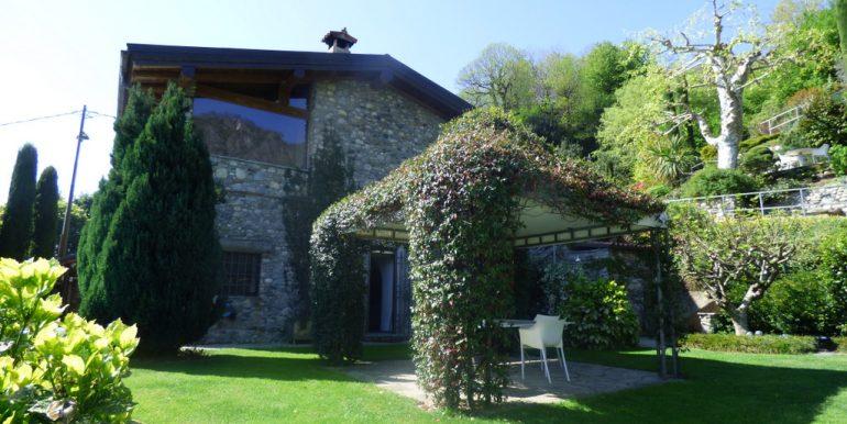 Garden - Lake Como villa