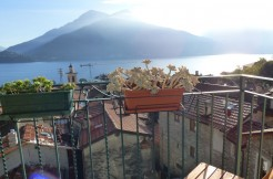 Apartment Lake Como Musso with Lake View