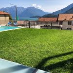 Lake Como Musso Apartment with swimming pool