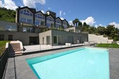 Lake Como Cremia Residence with Swimming Pool and Lake View