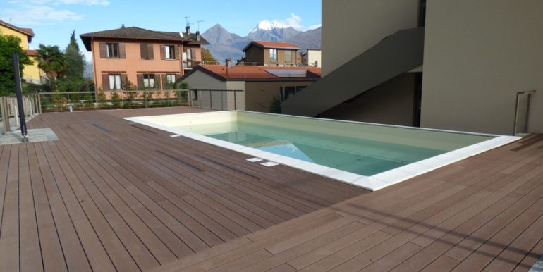 swimming pool - San Siro apartment