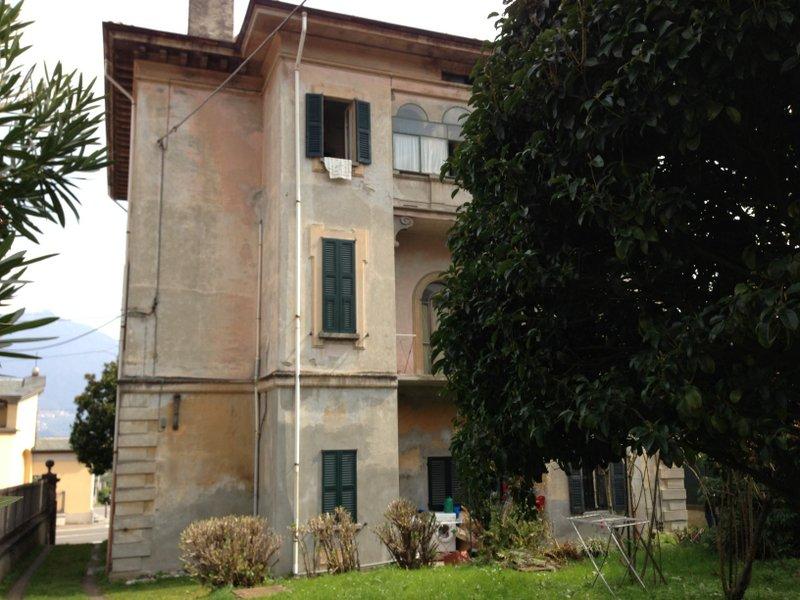 Lake Como Menaggio Apartment With Terrace