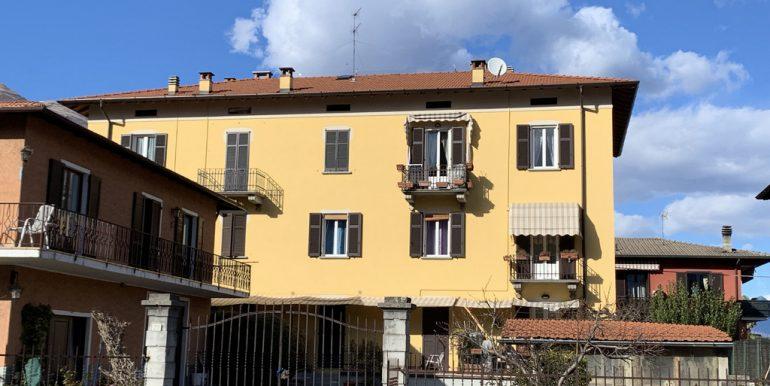 Menaggio in the centre with balcony