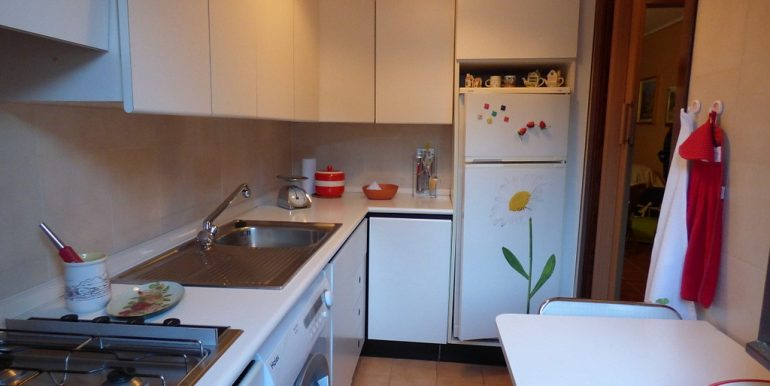 Apartment Menaggio in Residence - kitchen