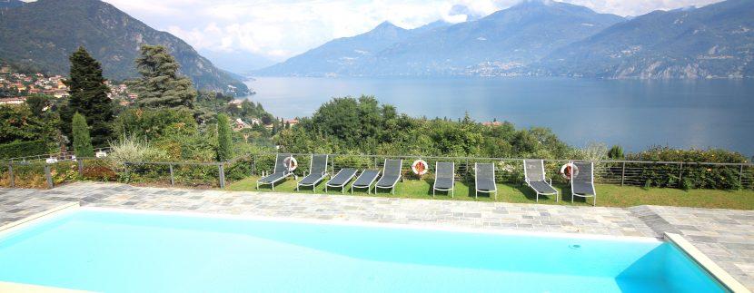 Modern Apartment Menaggio with Lake View - Swimming pool