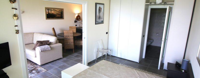 Modern Apartment Menaggio - bedroom