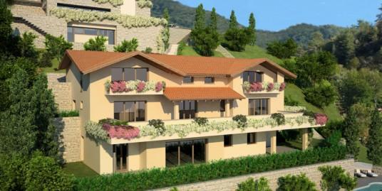 Lake Como Menaggio Luxury Residence With Pool
