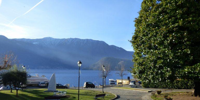 flat Como Lake Mezzegra-