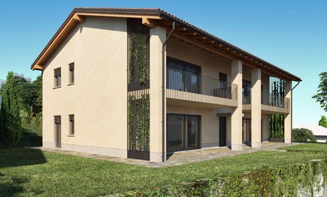 Lake Como Tremezzina New Apartments with Pool. - under construction
