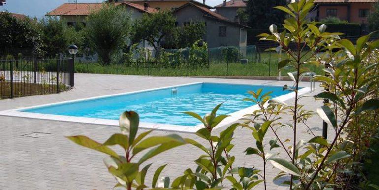 Apartment Residence Tremezzina swimming pool photo