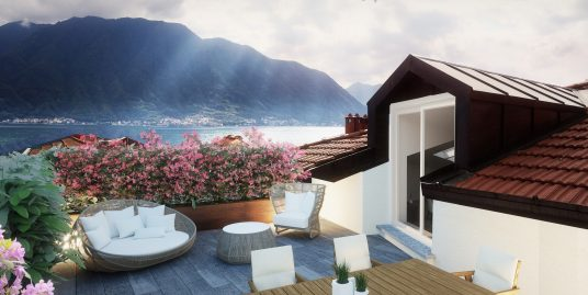 Apartments Directly on the Lake – Lenno