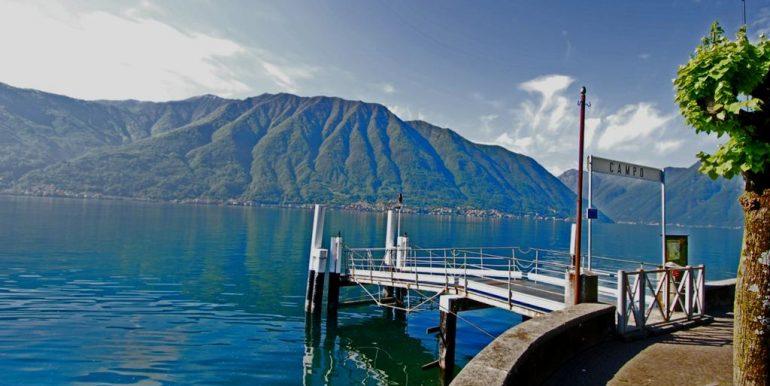 Lake Como view- Lenno