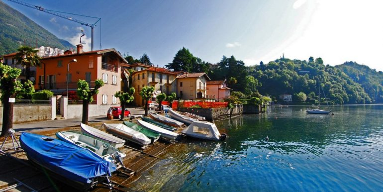 Lake Como view- Lenno apartment