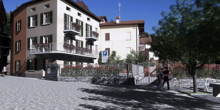 apartment- Lenno- Luxury period villa