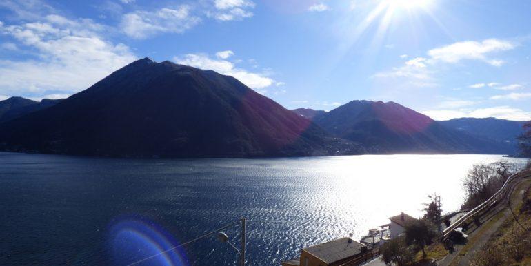 Lake Como - Lake view