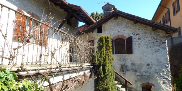 Menaggio with lake view and garden  - House